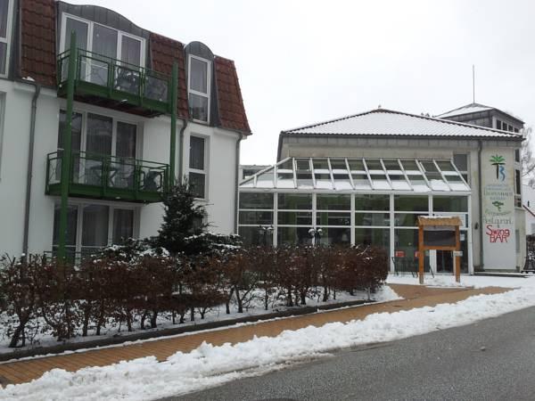 Aparthotel Tropenhaus Bansin, Vorpommern-Greifswald