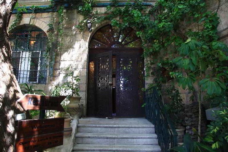 Jerusalem Hotel,