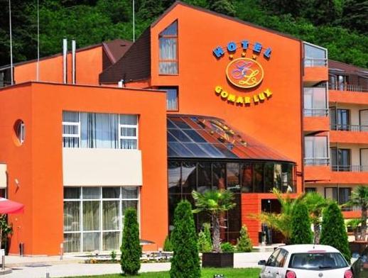 Hotel Gomar Lux, Sieu-magherus