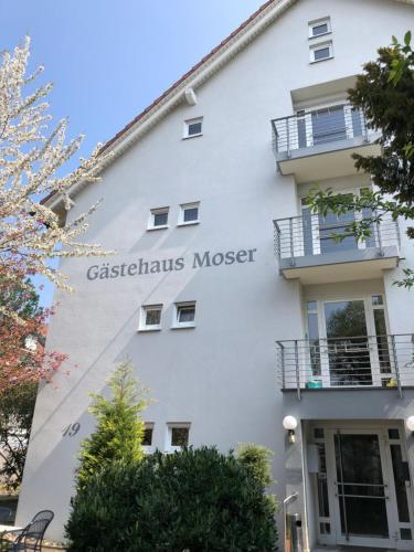 Gastehaus Moser, Lörrach