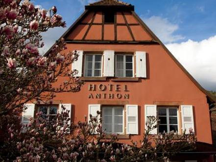 Hôtel Restaurant Anthon, Bas-Rhin