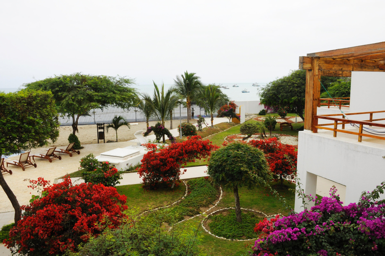 Hosteria del Parque, Puerto López
