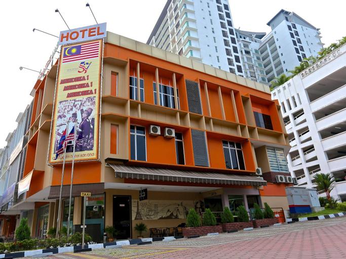 Orange Inn Hotel, Johor Bahru