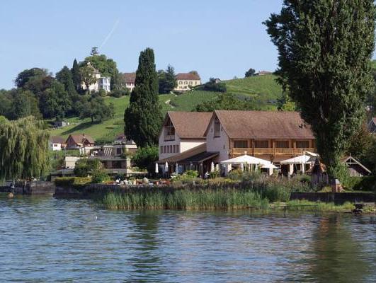 Seehotel Schiff, Steckborn