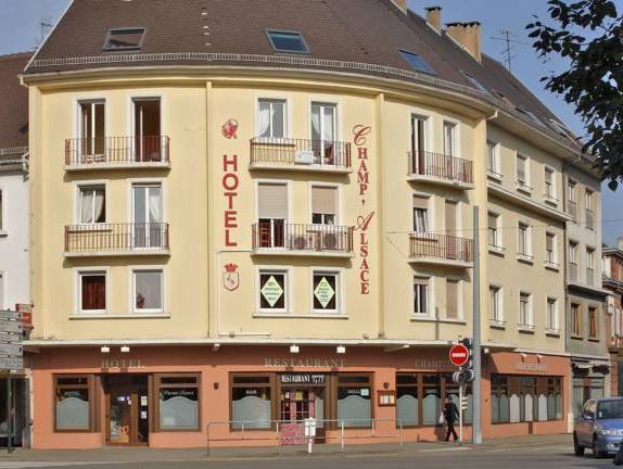 Hotel Champ Alsace, Bas-Rhin