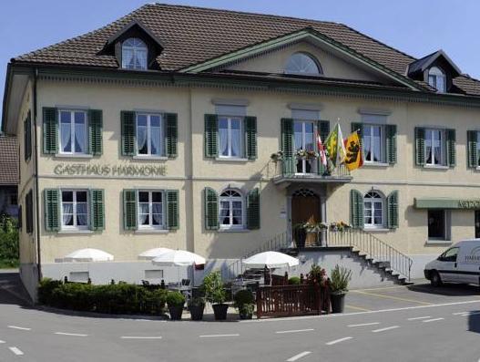 Gasthaus zur Harmonie, Frauenfeld