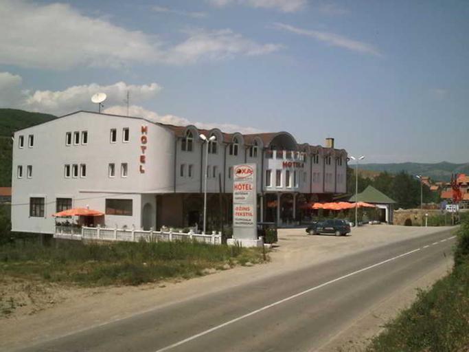Oxa Hotel, Novi Pazar
