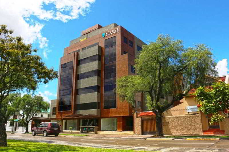 Valgus Hotel & Suites, Cuenca