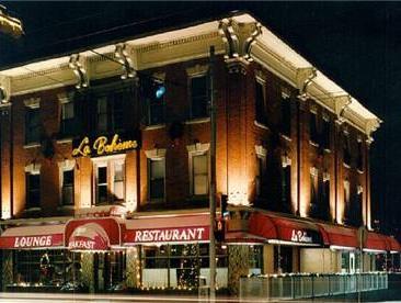 La Boheme Restaurant & B&B, Division No. 11