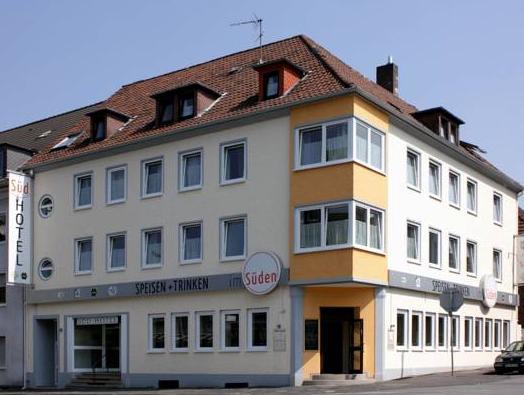 Sudhotel, Paderborn