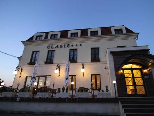 Hotel Clasic, Sebes