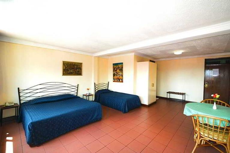 Tourist Hotel, Kampala