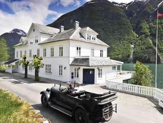 Fjærland Fjordstove Hotell - Huseby Hotelldrift AS, Balestrand