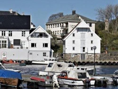 Rederiet Hotel, Farsund