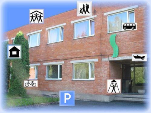 Sports Club Viraaz Hostel, Helme