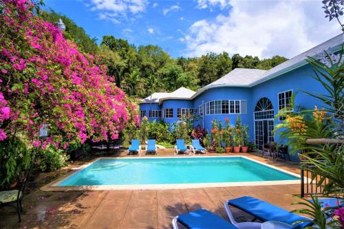 The Blue House Boutique Bed & Breakfast,