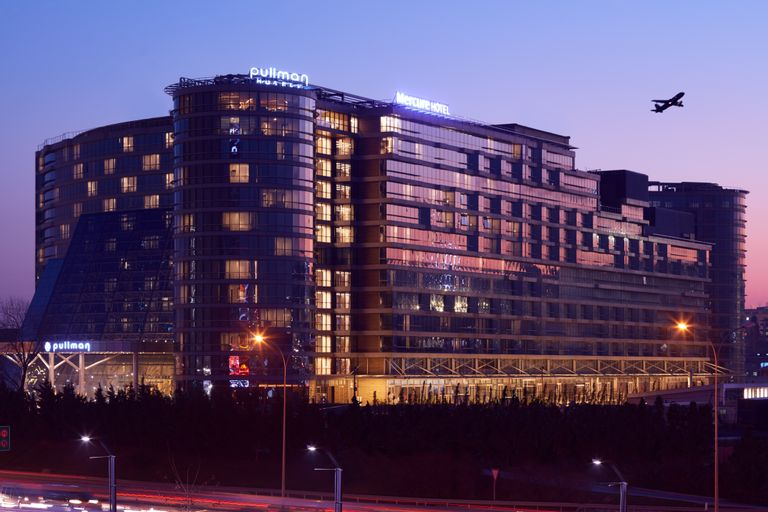 Pullman Istanbul Hotel & Convention Center, Bahçelievler