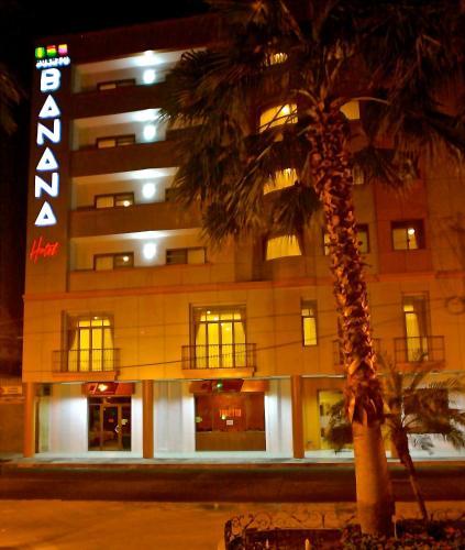 Hotel Puerto Banana, El Guabo
