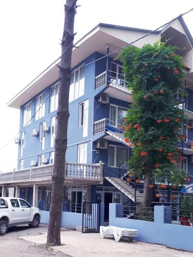 Central Hotel, Lanchkhuti