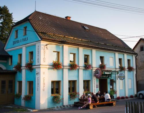 Penzion U Cempu, Děčín
