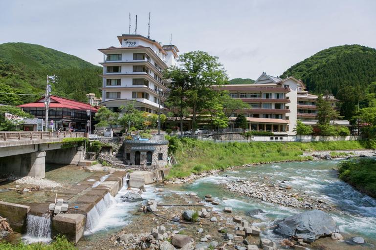 Shima Grand Hotel, Nakanojō