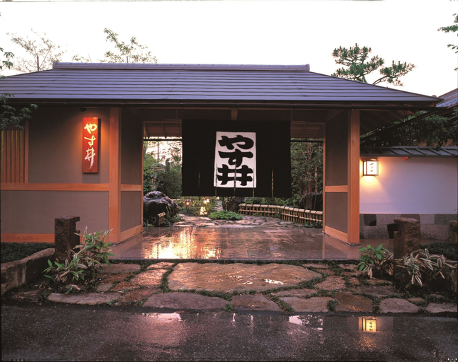 Ryoutei Ryokan YASUI, Hikone