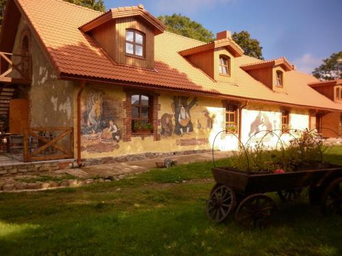 Kuldkaru Manor, Kohtla