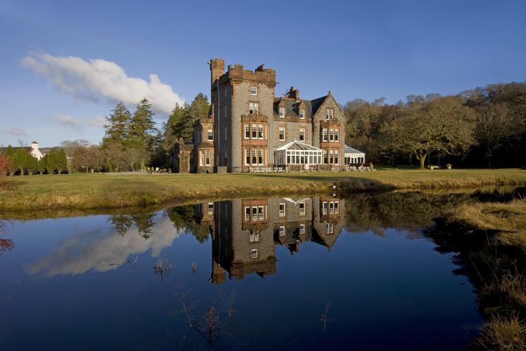 Isle of Eriska Hotel and Spa, Argyll and Bute