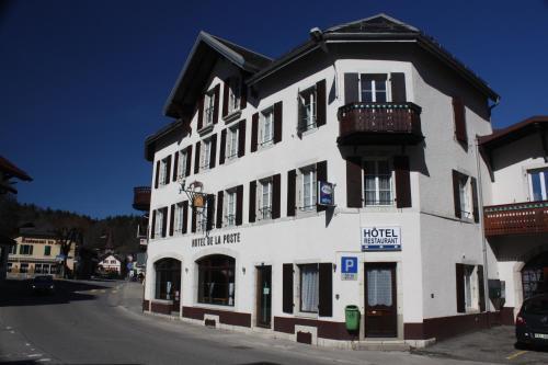 Hotel Restaurant La Poste, Nyon