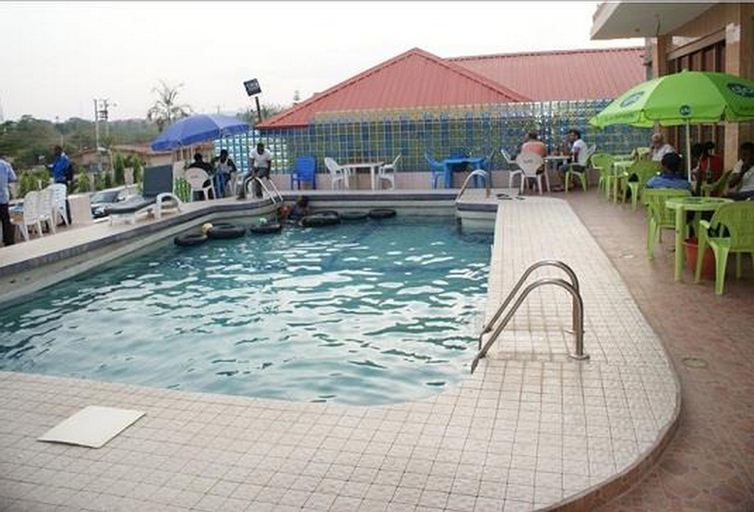 Sunview Hotel, Akure North