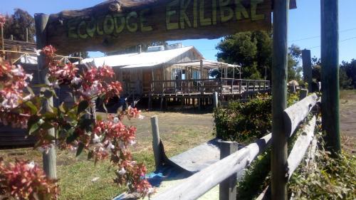 Ecolodge Ekilibre, Cauquenes
