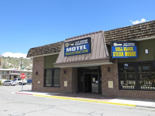 Jailhouse Motel and Casino, White Pine