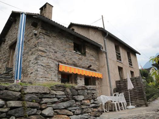 Casa Dosc, Moësa