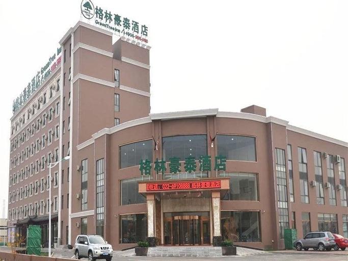 GreenTree Inn Tianjin Ninghe County Hengguang Technology Park Wuwei Ro, Tianjin