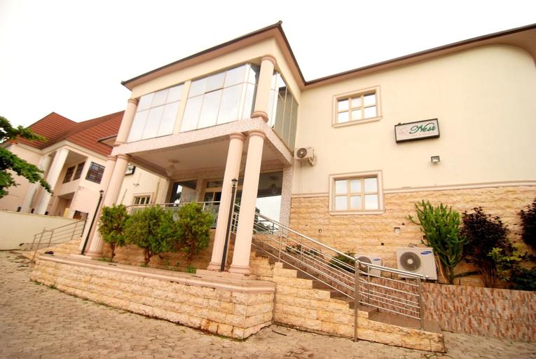 Nest Suite & Spa, AbujaMun