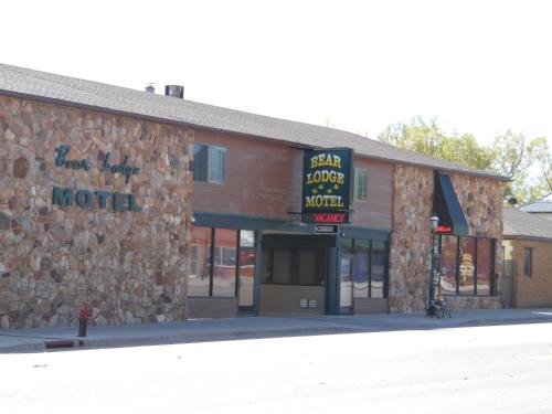 Arrowhead Motel, Crook