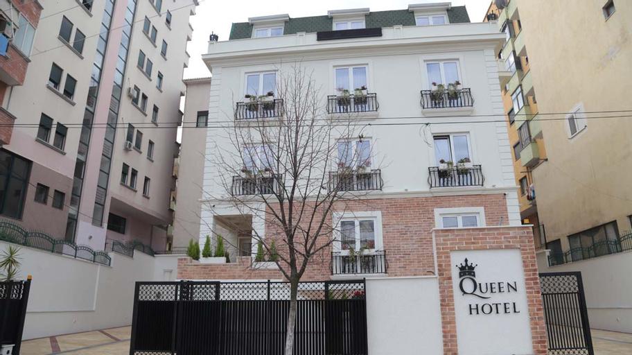 Hotel Queen, Tiranës