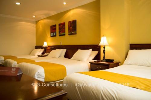 Quo Vadis Hotel, Loja