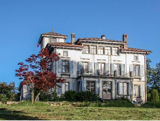 Château de la Corbière, La Broye