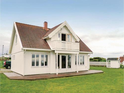 Holiday home Borhaug Borhauggarden, Farsund
