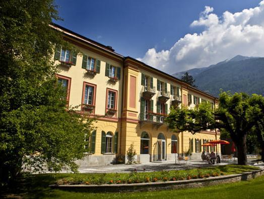 Hotel Le Prese, Bernina