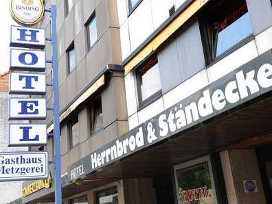 Hotel Herrnbrod & Standecke, Offenbach