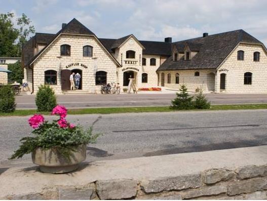 Kaali Külastuskeskuse Hotell, Pihtla