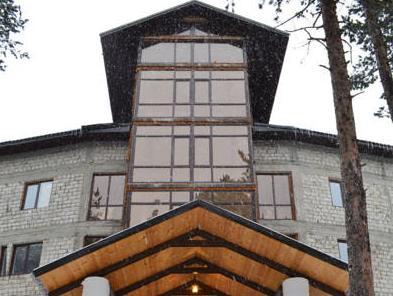 Hotel ZhanTamAl, El'brusskiy rayon