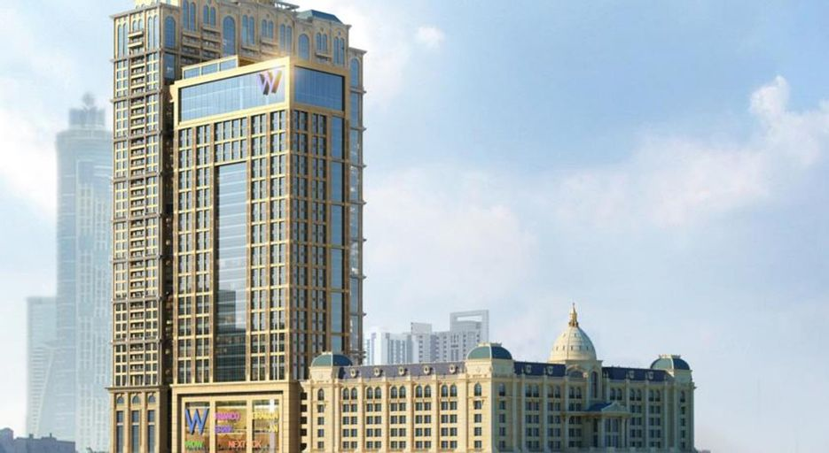 W Dubai Al Habtoor City,