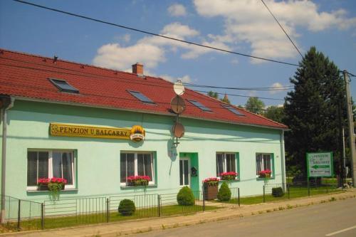 Penzion u Balcarky, Blansko
