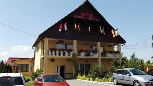 Motel Moara Veche, Sacalaseni