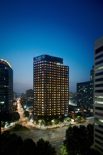 Shilla Stay Mapo Seoul, Jung