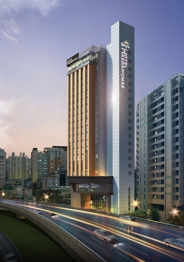 Haedamchae Hotel, Yeongdeungpo