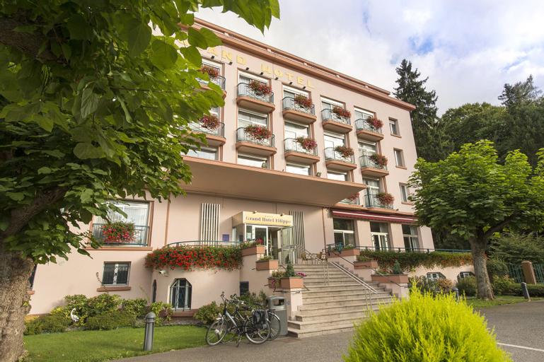 Grand Hotel Filippo, Bas-Rhin